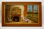 Lazy Sunday Afternoon - Painting by F G Shields