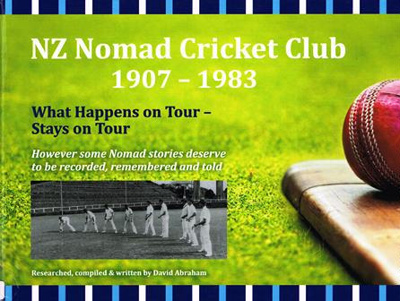 NZ Nomads Cricket Club 1907 -83