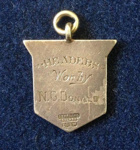 N G Donald 'Headers' medal; 1899