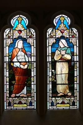 Blair Memorial Windows