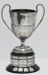 Trophy #047 Junior Athletics Championship     Presented by Mrs Brettargh in 1918  in memory of R O Brettargh WCS  1907-1910   Killed in Action Gallipoli Aug 1915 aged 22 ; 2017.063