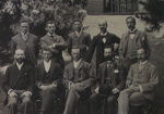 1896 Common Room (Staff) ; Tesla Studios; 1896