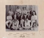 1898 WCS Cricket First XI; Tesla Studios