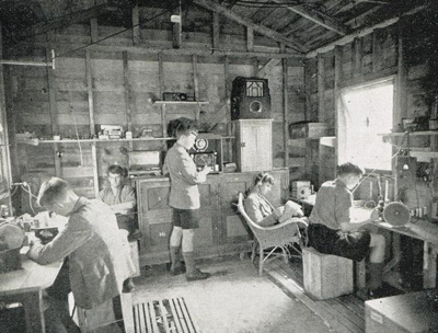 WCS Wireless Club Rooms 1940s