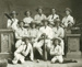 1884 WCS 1st XI Cricket team; Tesla Studios; 1884