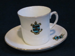 WCS cup and saucer set; Royal Doulton; 2003/129
