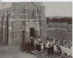 Opening of School Chapel Easter 1912; 1912; TBA