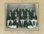 1940 WCS Cricket 1st XI; Tesla Studios