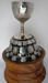 Trophy #007 WCS Old Boys Rugby Football Cup - For best All Round Rugby Player ; 2017.031