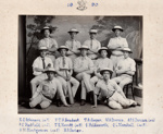 1890 WCS Cricket First XI; Tesla Studios