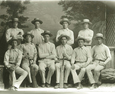 1888 WCS 1st XI Cricket Team