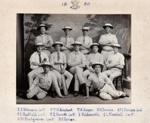 1890 to 1894 WCS Cricket First XI s; Tesla Studios