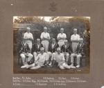 1921 WCS Cricket First XI; Tesla Studios