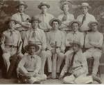 1886 WCS 1st XI Cricket Team; Tesla Studios; 1886