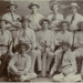 1886 WCS 1st XI Cricket Team; Tesla Studios; 1886