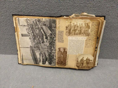World War I Album - the Hanmer brothers Meticulous...