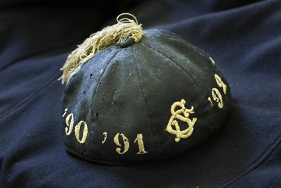 1st XV Rugby Cap of G L Marshall (OB# 425) who was...