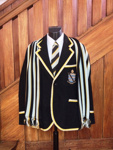 WCS Old Boys Blazer, Ties and Scarf (1930s) ; 1930