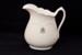 China water jug; Grindley Hotel Ware, England; 2009/56