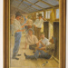 Art work - Smoko in the Shearing Shed by F G Shields 1894; Shields, F G; 1894; 2009/15