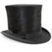 Top Hat; c. 1840; 1979.91.1