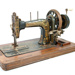 Sewing machine; Frister & Rossman; c. 1895; 1978.55.1
