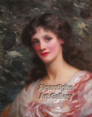 Amelie; William Wontner (fl. 1879-1922), English; 1905; 1962.020