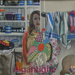 Christine in the Pantry; Jacqueline Fahey, NZ; 1973; 1978.005