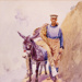 Simpson and his Donkey; Horace Moore-Jones (1868-1922), English/NZ; 1915; 1956.045