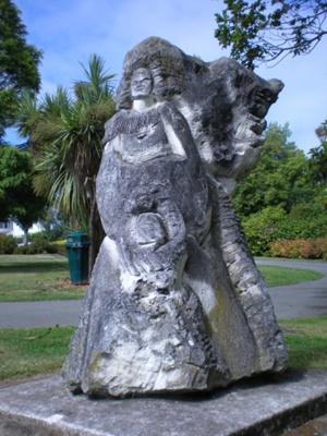 Hinerangi (Daughter of the Heavens); Darcy Nicholas, NZ; 1990; 1990.016