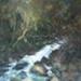 Bush Creek, Taramakau; van der Velden (1837-1913), Dutch/NZ; c. 1890; 1982.003