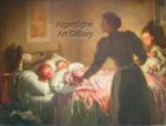 The Mother; Thomas Kennington (1856-1916), English; 1895; 1956.037
