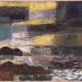 Night flight; Helen Stewart; c.1965; VUW.1965.3