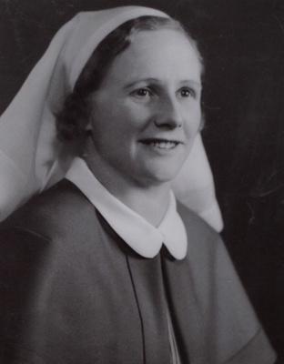 Photograph, Catherine McKenzie Golden; Unknown Photographer; 1940-1945; WW.2018.3500
