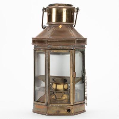 Lantern, Ship's; Holder and Stroud; 1944; WW.1975.346