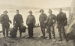 Photograph, Fishermen on Waikawa Wharf; Unknown Photographer; 1935-1940; WW.1975.98
