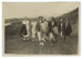 Photograph, Woodend Tennis Club at Waikawa ; Unknown Photographer; 1930-1940; WW.1999.1426(b)