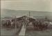 Photograph, Crosbie's Flax Mill, Waikawa Valley; Alma Studio, Invercargill; 1906-1907; WW.1993.813