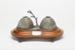 Ink Well, Emu Egg; Salomon, Nathan; 1875-1879; WW.2013.3257