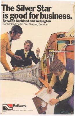 Railway Poster; 009
