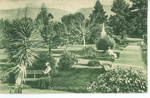 Queen's Gardens postcard, date unknown, A3526