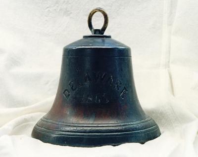 Delaware bell, 1863, NI.432
