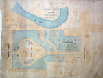 Plan of the Salmon Ponds, Nelson, 1867, M237