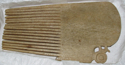 Comb, date unknown (pre-European settlement), K.34.72