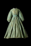 Rutherford Dress, circa 1866, A4933