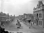 Trafalgar Street. Nelson. N.Z., circa 1915, FNJ 6 x 8 21