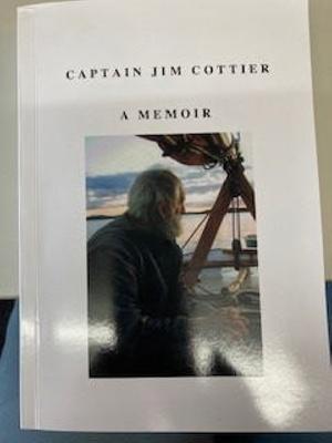Book: Captain Jim Cottier - A Memoir; Author Jim Cottier; RLnonumber3