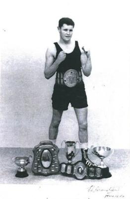 Dennis McKenna; PH2012.0002