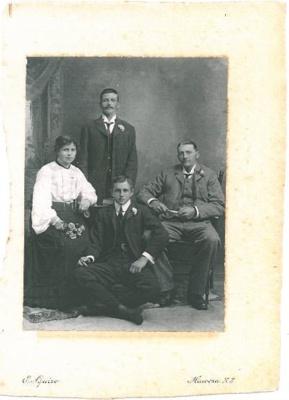 Group photo; PH2012.0056