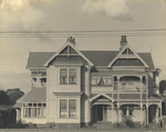 Princes Street Residence, Hawera; 1903; PH2013.0098